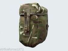 NEW - Latest Issue MTP Multicam PLCE Water Bottle Canteen Pouch