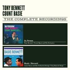 Complete Recordings Tony Bennett & Count Basie  - CD