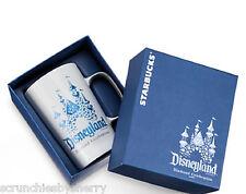 Disneyland Diamond Celebration Mug by Starbucks Disney Gift Boxed 2016