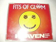 FITS OF GLOOM - HEAVEN - 7 MIX DANCE CD SINGLE