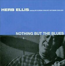 Herb Ellis - Nothing But the Blues (CD, Ais AM) Art Pepper, Bud Shank, Stan Getz