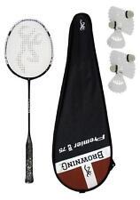 Browning Stealth CTi 75 Badminton Racket + 6 Carlton Shuttles RRP £230