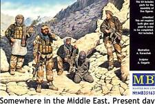 MB Masterbox Somewhere in the Middle East 1:35 Iraq Priosoner Gefangener Figuren