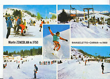 Italy Postcard - Monte Zoncolan and Ravascletto - Carnia    AB2278