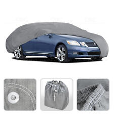 Car Cover for Lexus GS 00-14 Outdoor Breathable Sun Dust Proof Auto Protection