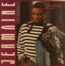 "JERMAINE STEWART - GET LUCKY EXTENDED REMIX / IMAGINE 12"" MAXI SINGLE (j133)"