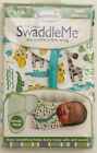 Summer SwaddleMe Baby Adjustable Infant Wrap ~ Owls ~ Safari Animals ~