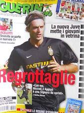 Guerin Sportivo n°29 2003 con Maxi Poster DAVID BECKAM   [GS45]