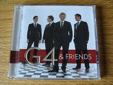 CD Album: G4 & Friends : Robin Gibb, Lesley Garrett, Cliff Richard