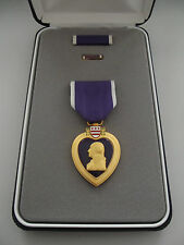 *(A19-024) US Purple Heart TOP  Original im Etui