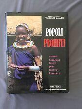POPOLI PROIBITI maasai barabaig fulani peul tuareg kemberi LAIN CALLONI