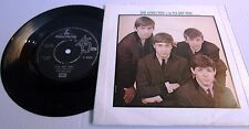 THE BEATLES SHE LOVES YOU & I'LL GET YOU PARLOPHONE PICTURE SLEEVE SINGLE