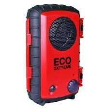 ECOXGEAR Waterproof Portable Speaker Case for iPhone, iPod, MP3,Smartphone Red