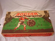 CHAD VALLEY VINTAGE TIN PLATE SOCCER FOOTBALL GAME M94 66X39CM BOX