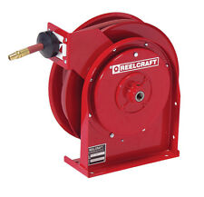 """REELCRAFT 4625 OLP 3/8"""" x 25ft. 300 psi. for Air & Water service with Hose"""