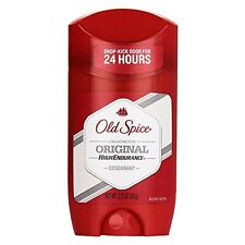 2 Pk Old Spice High Endurance Deodorant Long Lasting Stick Original Scent 2.25oz