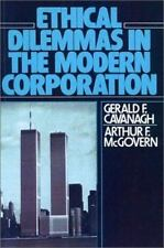 Ethical Dilemmas in the Modern Corporation Cavanagh, Gerald F., McGovern, Arthu