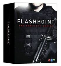 Flashpoint - The Complete Series (DVD Set) TV Seasons 1-5