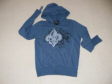 Hard Rock Cafe New York  /  Hoodie  /  Kapuzenjacke  /  Kapuzenpullover  Gr.  S