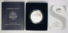 2008-W Reverse of 2007 Burnished Silver American Eagle Error Coin