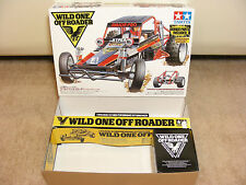 EMPTY BOX for Display Tamiya 58525 WILD ONE 2012 Off Roader 2WD Buggy Racer Kit