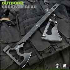Tactical Axe Multi Function Survival Military Army Hatchet Camp Tool Camping Pro