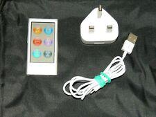Apple iPod nano 7th Generation Silver (16GB) (835)