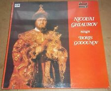 Nicolai Ghiaurov Sings BORIS GODOUNOV - Turnabout TV 34781 SEALED