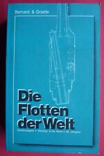 DIE FLOTTEN DER WELT~WARSHIPS of THE WORLD~G. ALBRECHT~SONDERAUSGABE~58ème Année