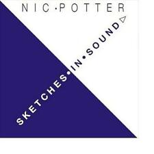 NIC POTTER: Sketches in sound (1986); his second solo album VOICEPRINT CD Neu