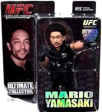 UFC Mario Yamasaki Round 5 Limited Action figure Referee New Rare Sealed MMA TUF