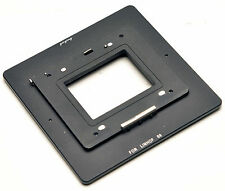 Hasselblad H Back For Linhof 6x9 Adapter F Phase One Sinar Hasselblad Leaf