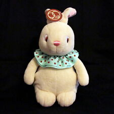 Department 56 Dottie White Plush Rabbit Bunny 9 Inches Dept