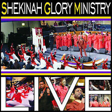 Live by Shekinah Glory Ministry (CD, Dec-2004, 2 Discs, Kingdom Records)