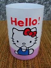 bicchiere hello kitty tumbler vaso gobelet bathroom accessories accessori bagno