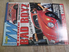 $$ Super VW Mag N°198 Combi Buggy Cox Carmann... Poster 4 pages