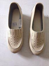 """Chaussures Femme mocassins en cuir sans-gêne ultra-souples """"Charmance"""" 36 DAXON"""
