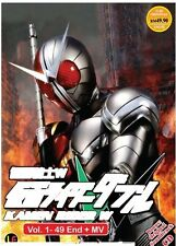 Kamen Rider W (TV 1 - 49 End + MV)  with English Subtitle