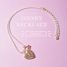 Disney Jewelry Tinkerbell Necklace With Star Charm Gifts For Her