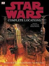 Star Wars Complete Locations by Dorling Kindersley Publishing Staff, Kerrie...