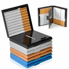 Pocket Cigarette Case Tobacco Cigar Storage Box Holder Container Creative Gift