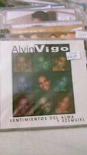 Sentimientos del alma y Ezequiel - Alvin Vigo  - CD