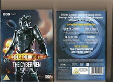 DOCTOR WHO THE CYBERMEN COLLECTION DVD 2 DISCS 4 EPISODES DR WHO