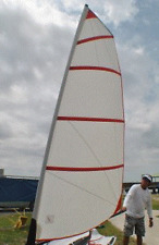 Intensity Sail for Bic O'Pen