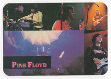 1986 Portugese Pocket Calendar UK Progressive Rock Band Pink Floyd Roger Waters