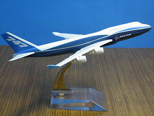 New BOEING 747-400 Passenger Airplane Alloy Plane Metal Diecast Model Collection