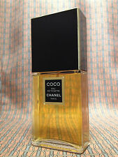 Vintage RARE 1980s Chanel COCO 1.7 oz 50 ml Eau de Toilette Spray FIRST FORMULA