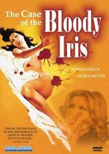 CASE OF THE BLOODY IRIS Giuliano Carnimeo*Edwige Fenech Horror Giallo R0 DVD NEW