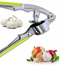 NEW garlic press Kitchen Tool Gadget Ginger Garlic Presses Nut Cracker crusher