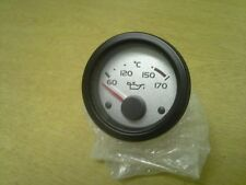 MGF SILVER FACED OIL TEMPERATURE GAUGE /new genuine YAD101020 (GT MG SPARES LTD)